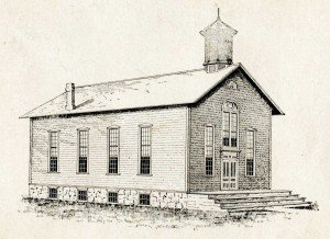 1866 Meeting House in Battle Creek