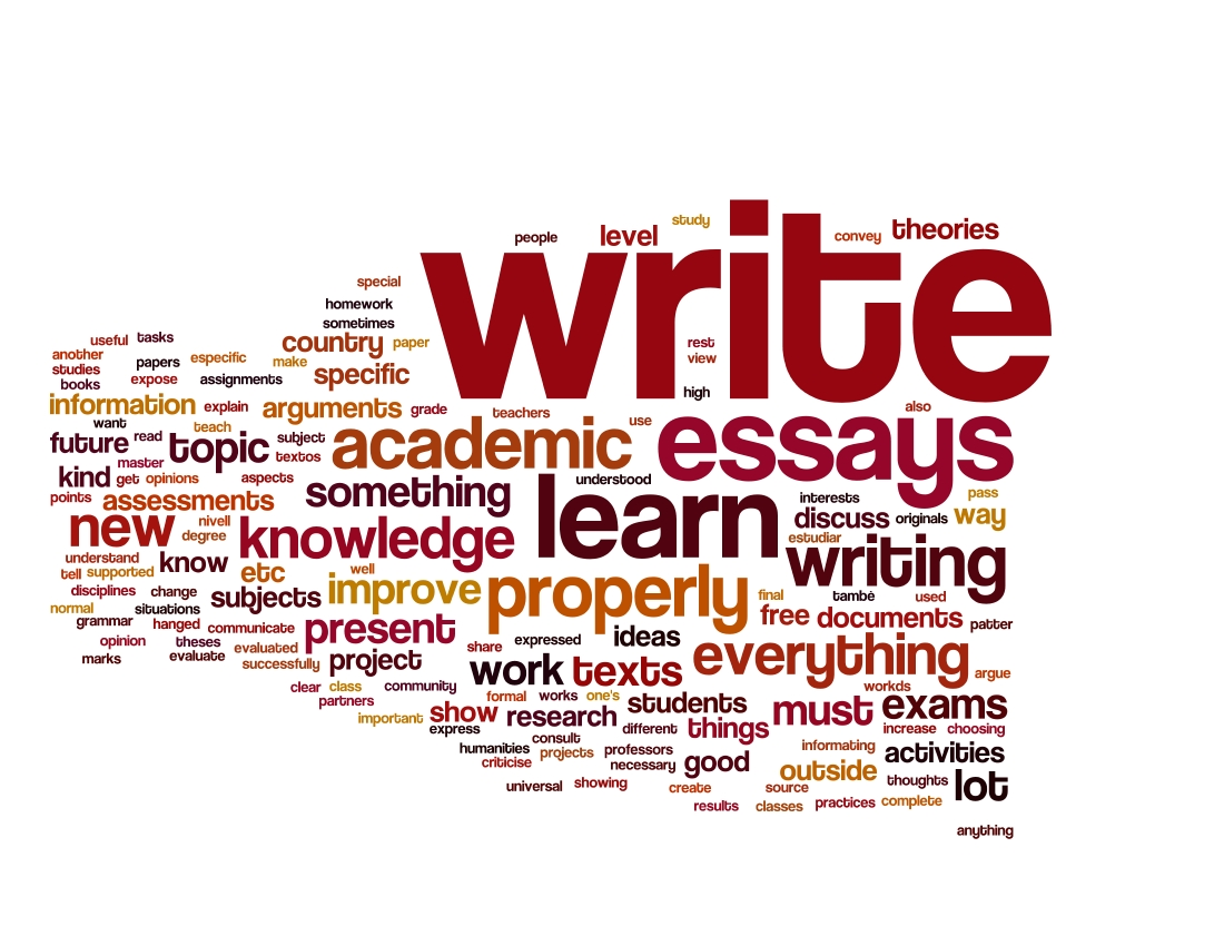 Academic writing essay