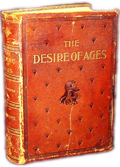 Top 10 Favorite Quotes From The Desire Of Ages By Ellen G White